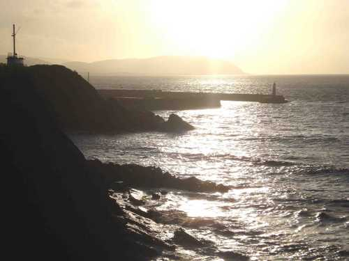 Watchet Coastline